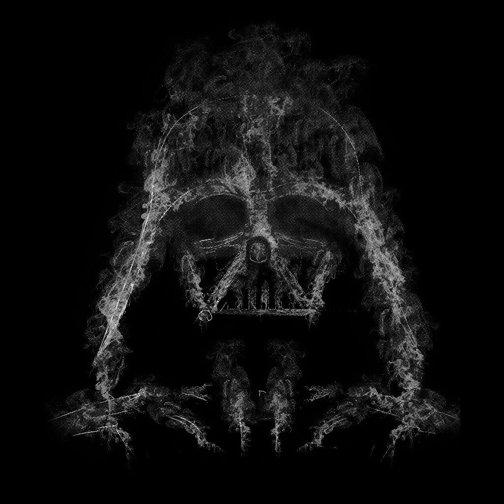 Pop-Up Tee: Darth Smoke