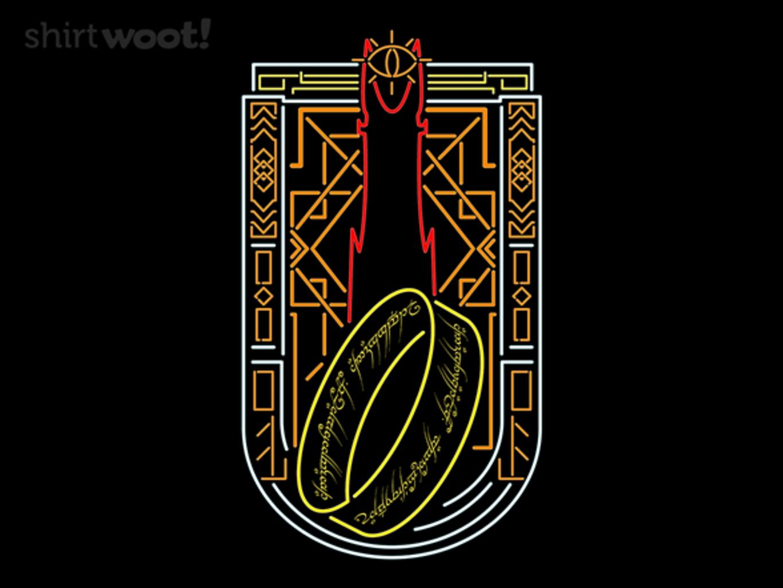 Woot!: Neon Ring