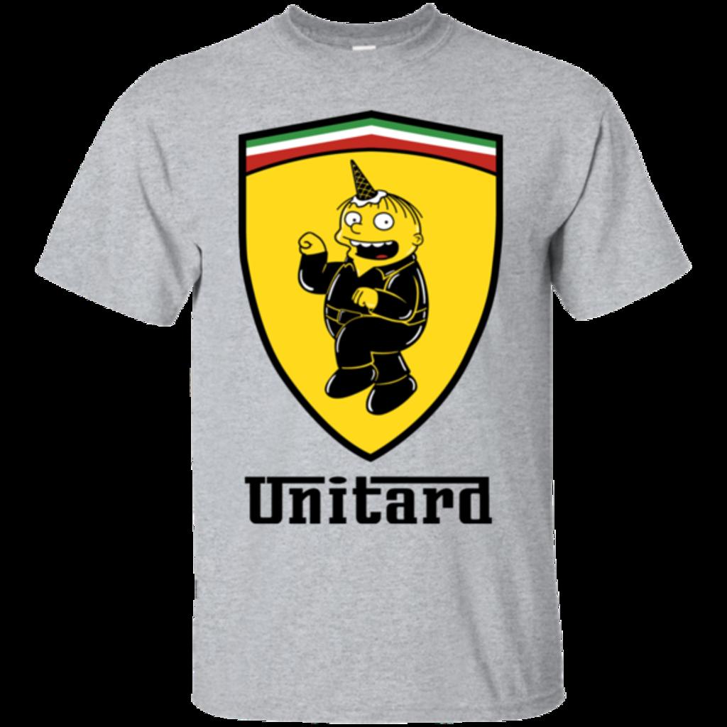 Pop-Up Tee: Unitardi