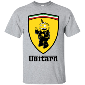 Pop-Up Tee: Unitardi