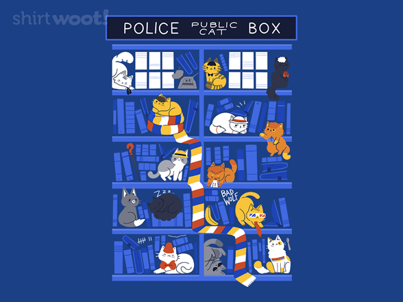Woot!: The Doctor's Library