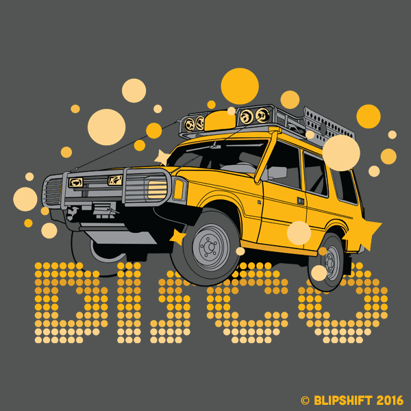 blipshift: Boogie Out Vehicle