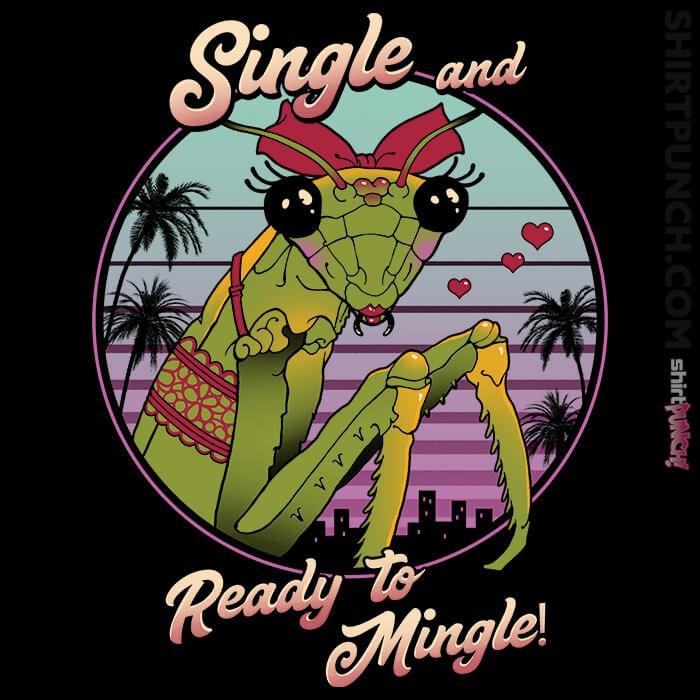 ShirtPunch: Single Mantis