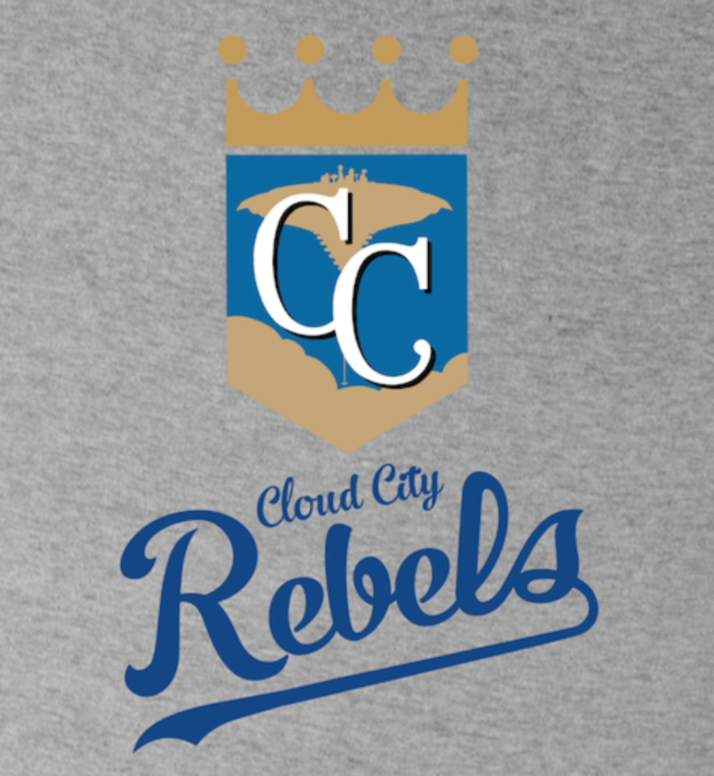 Shirt Battle: Kansas Cloud City Royals