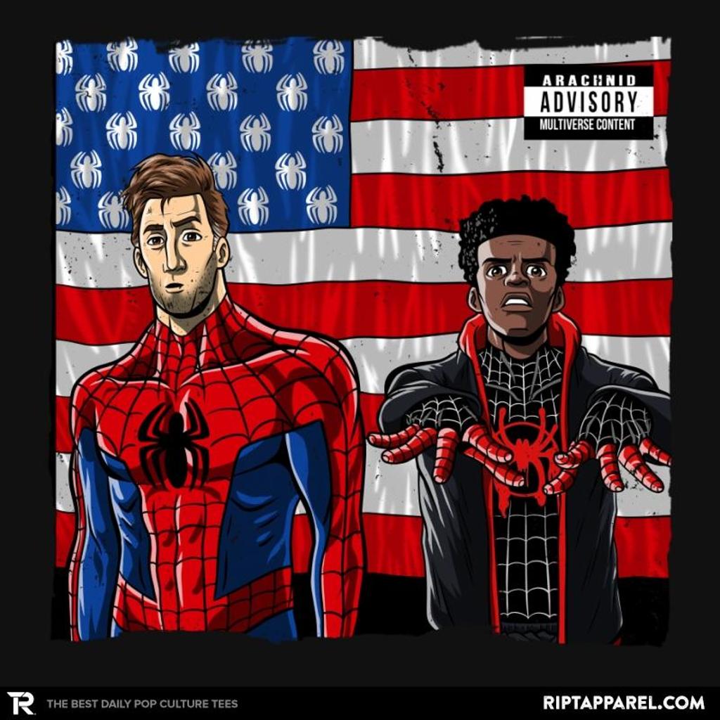 Ript: Spider-Verse