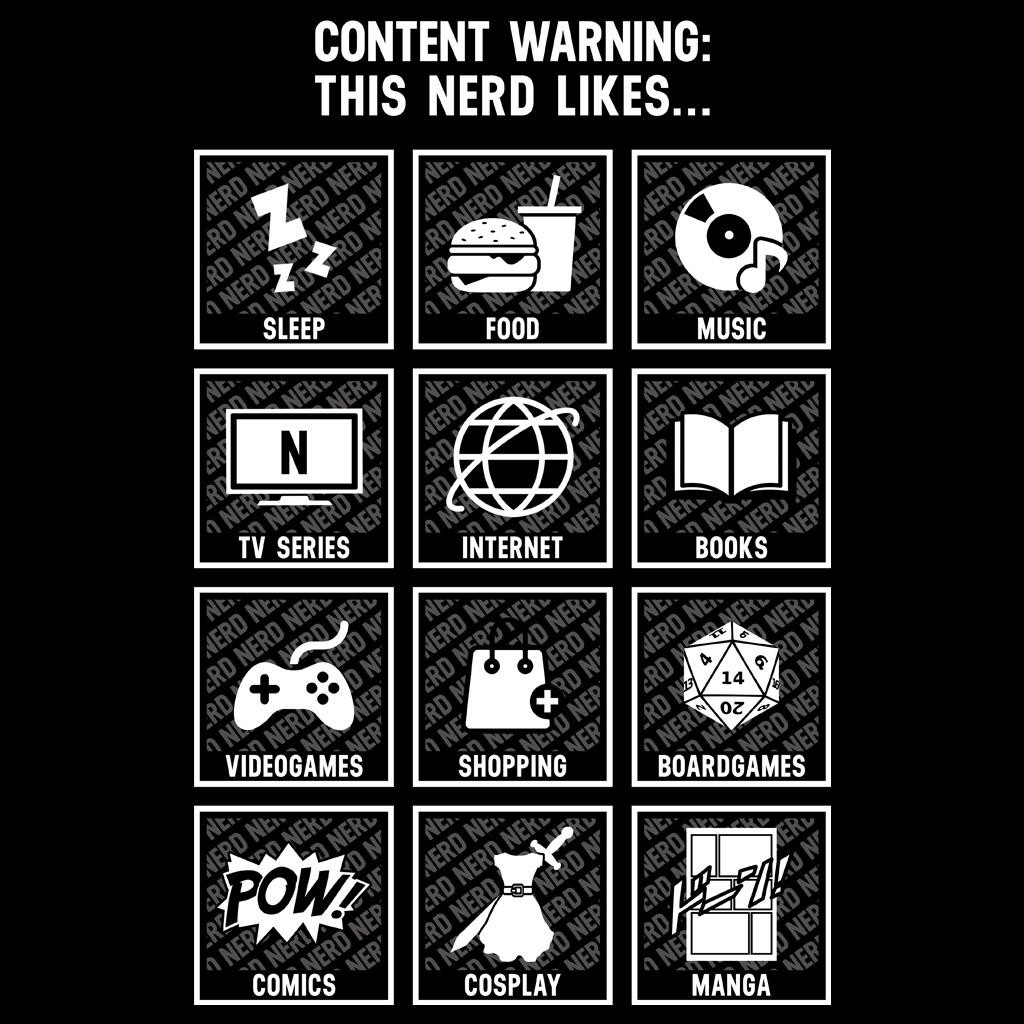 TeeTee: Content Warning