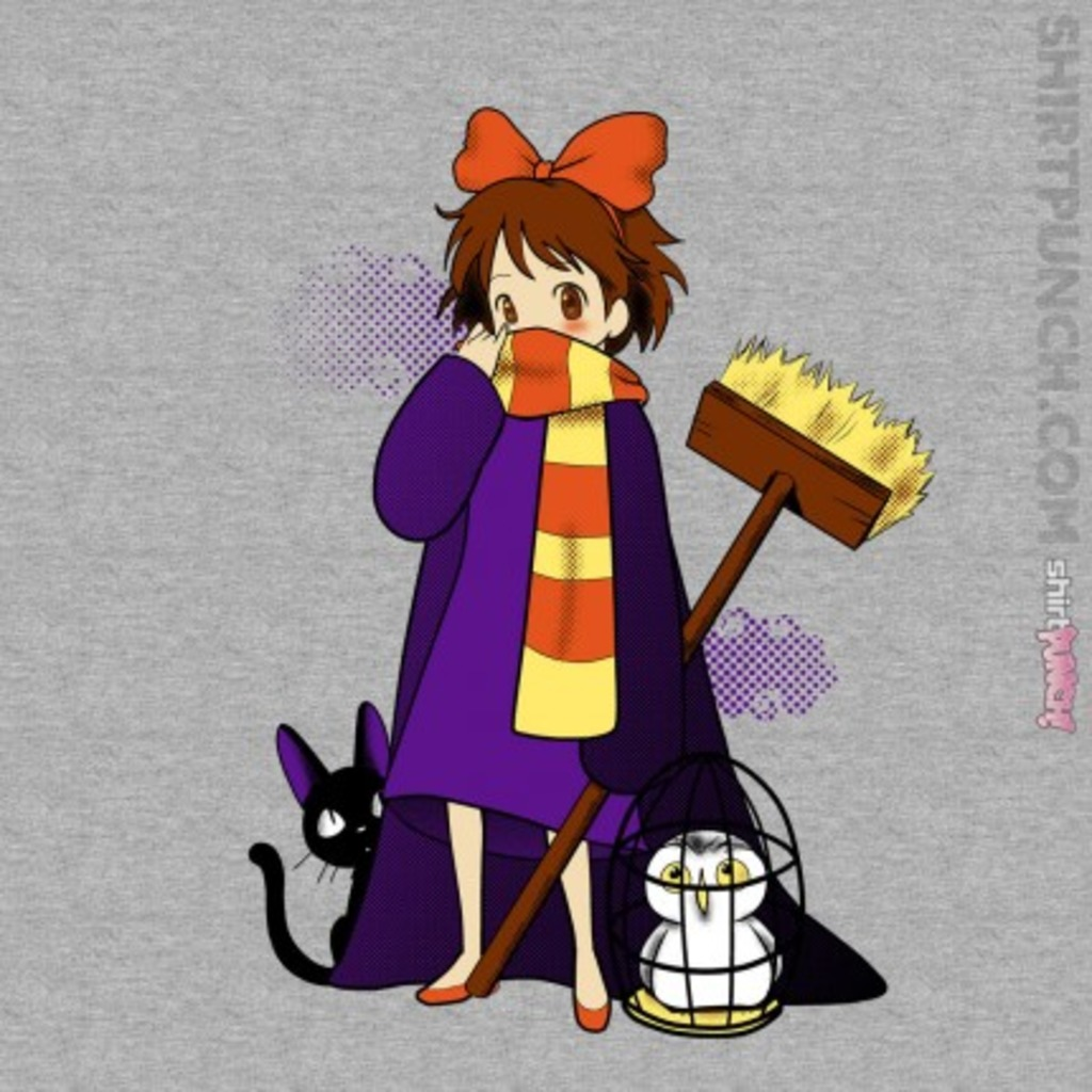 ShirtPunch: Road to Hogwarts