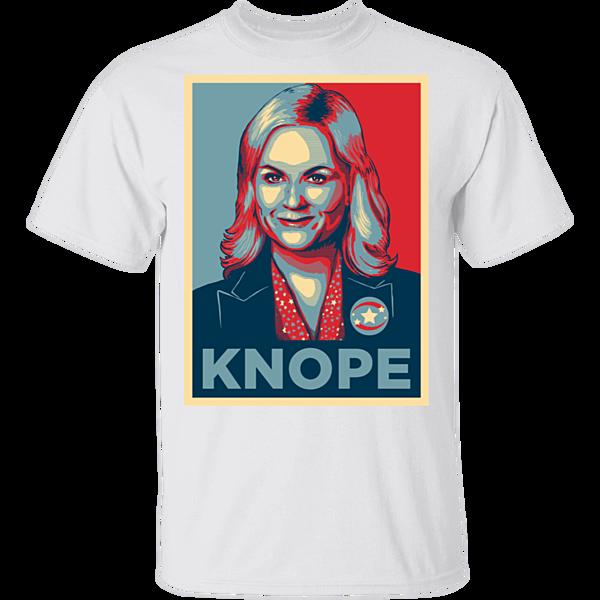 Pop-Up Tee: Knope Hope