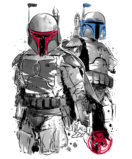 Qwertee: Father and Son