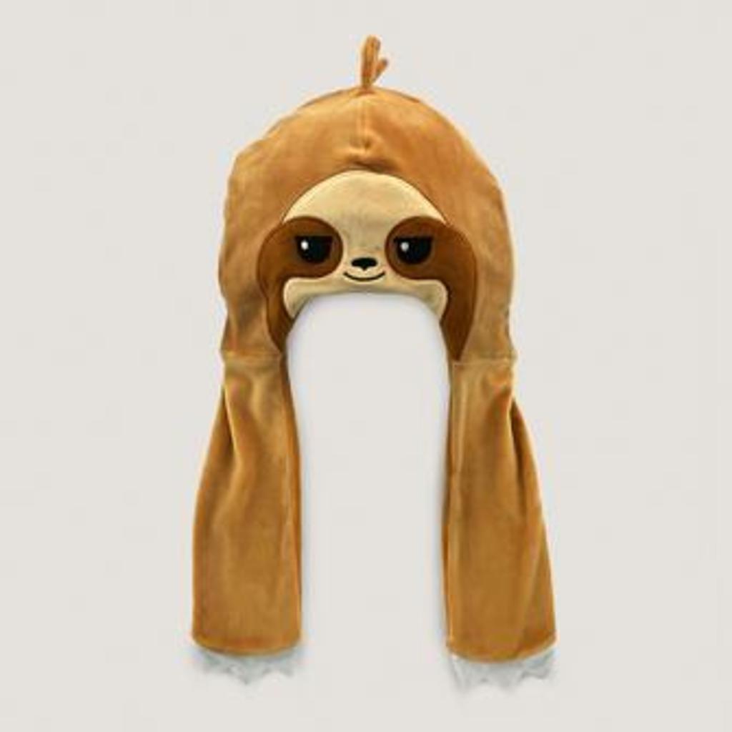 TeeTurtle: Lazy Sloth Hat