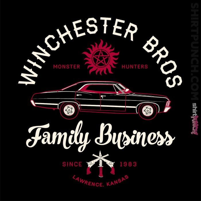 ShirtPunch: Family Business