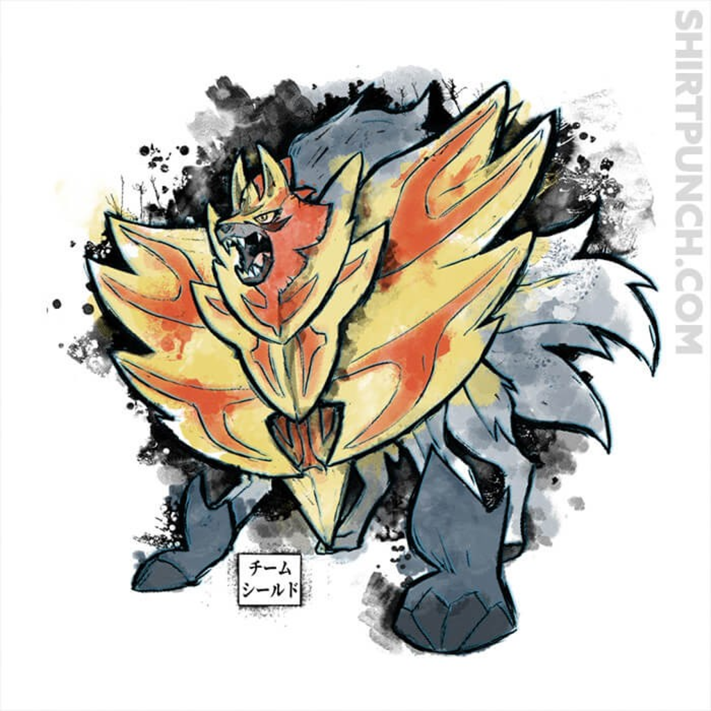 ShirtPunch: Team Shield