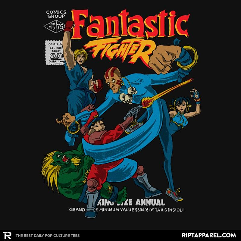 Ript: Fantastic Fighter