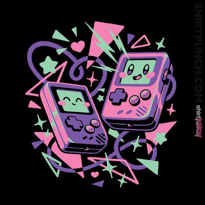 ShirtPunch: Friend Bros