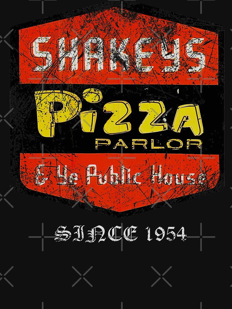 RedBubble: Shakeys (vintage)