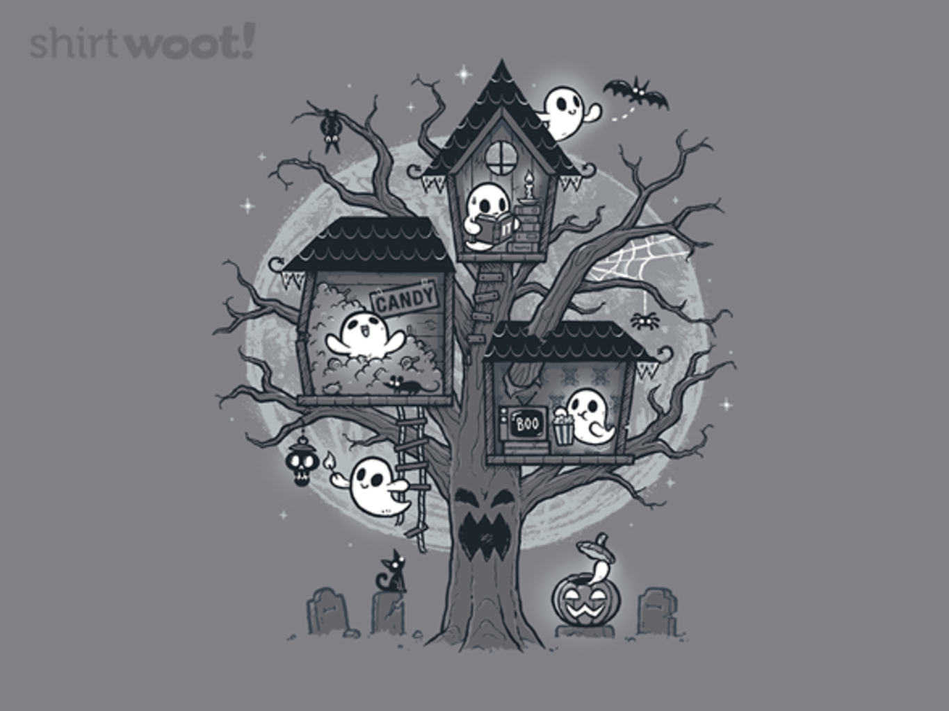 Woot!: Halloween Clubhouse