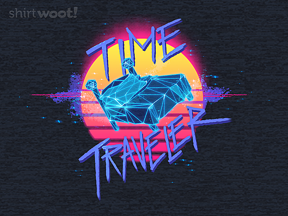 Woot!: Time Travel Every Night