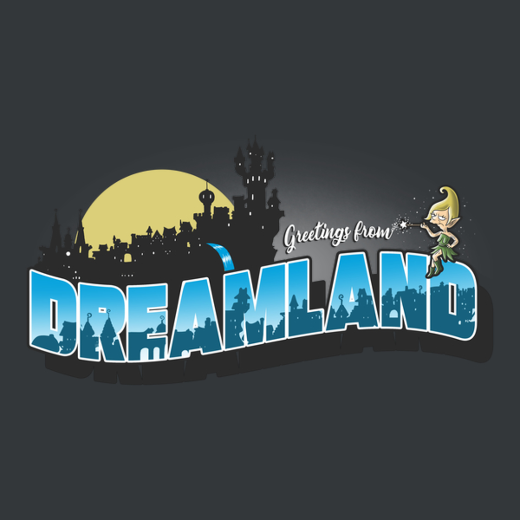 NeatoShop: Greetings from Dreamland