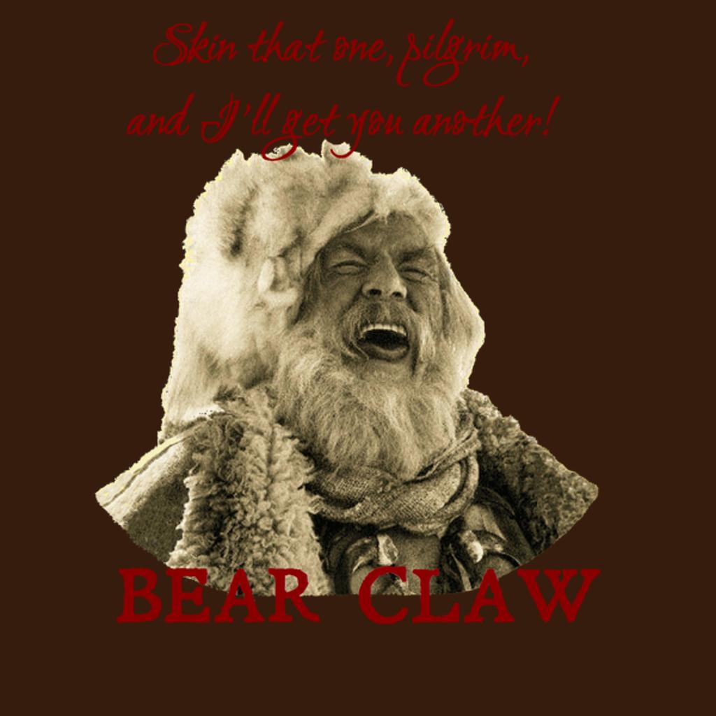 NeatoShop: BEAR CLAW