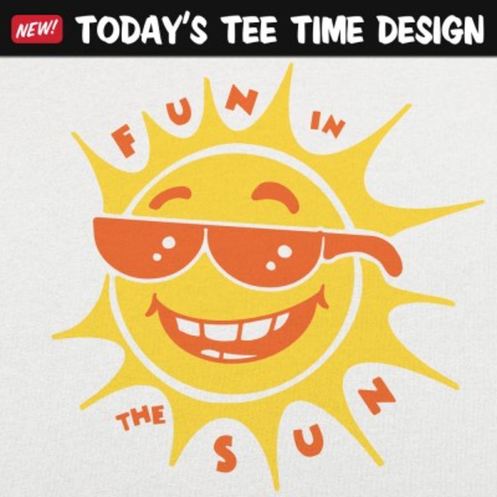 6 Dollar Shirts: Fun In The Sun
