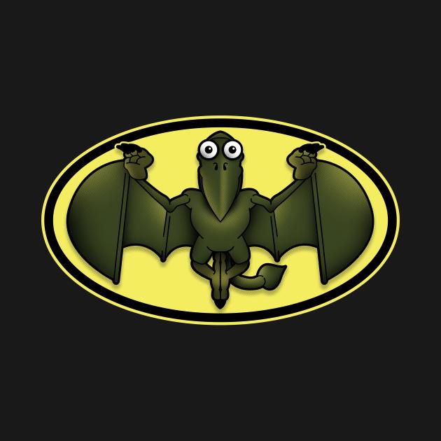TeePublic: Bat Pterri