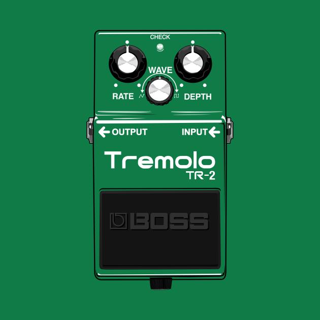 TeePublic: Tremolo Tweed TR-2