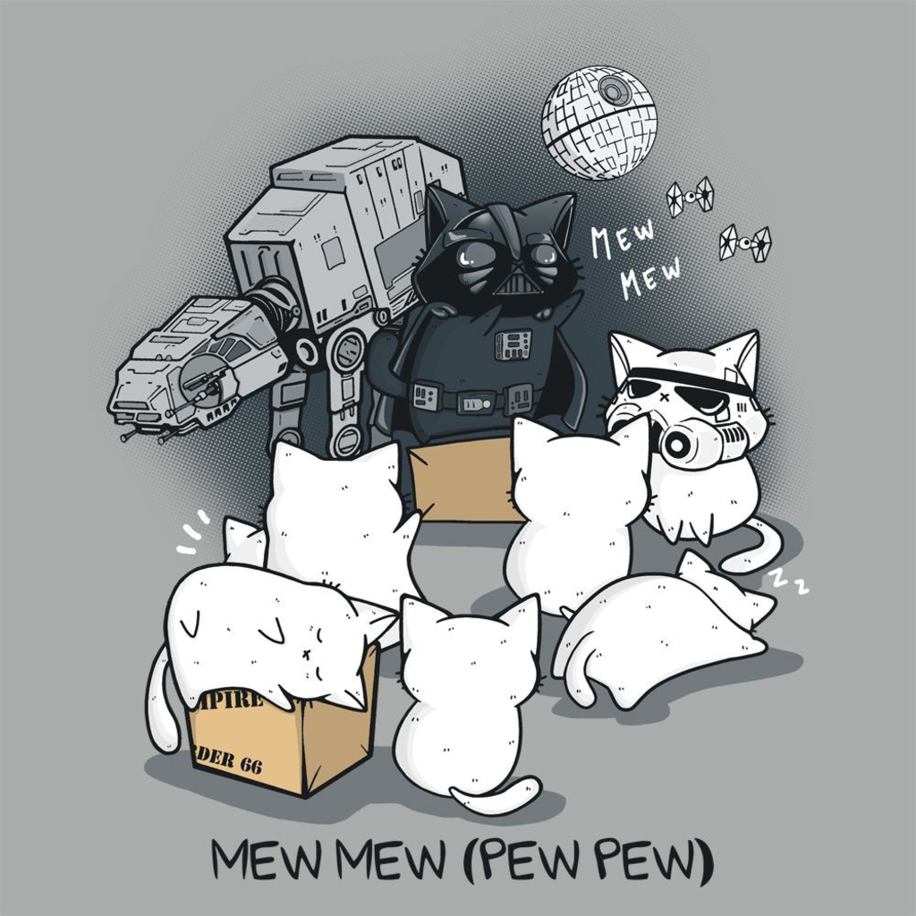 Feline Shirts: Kitten Wars