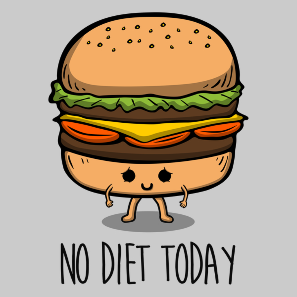 NeatoShop: No diet today