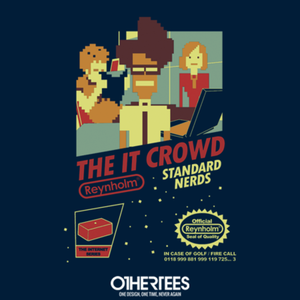 OtherTees: Standard Nerds