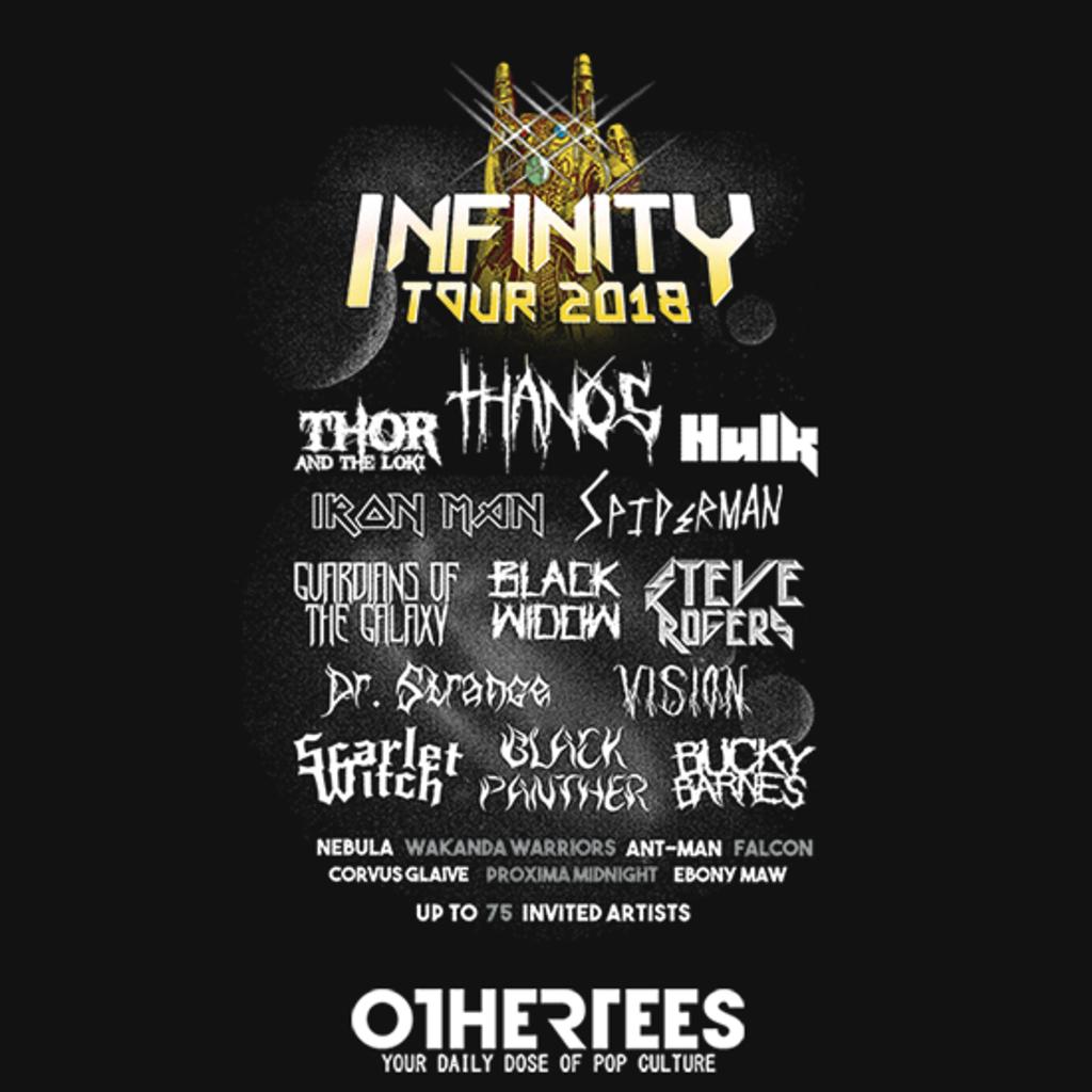OtherTees: Infinity Tour