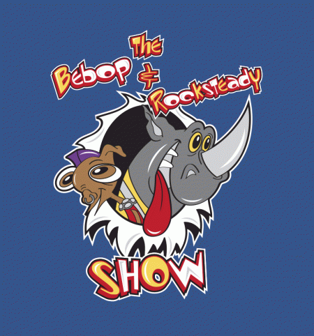 BustedTees: The Bebop and Rocksteady Show