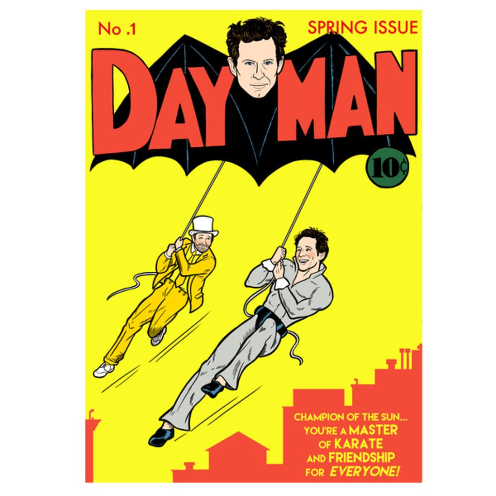 NeatoShop: Day-Man No. 1