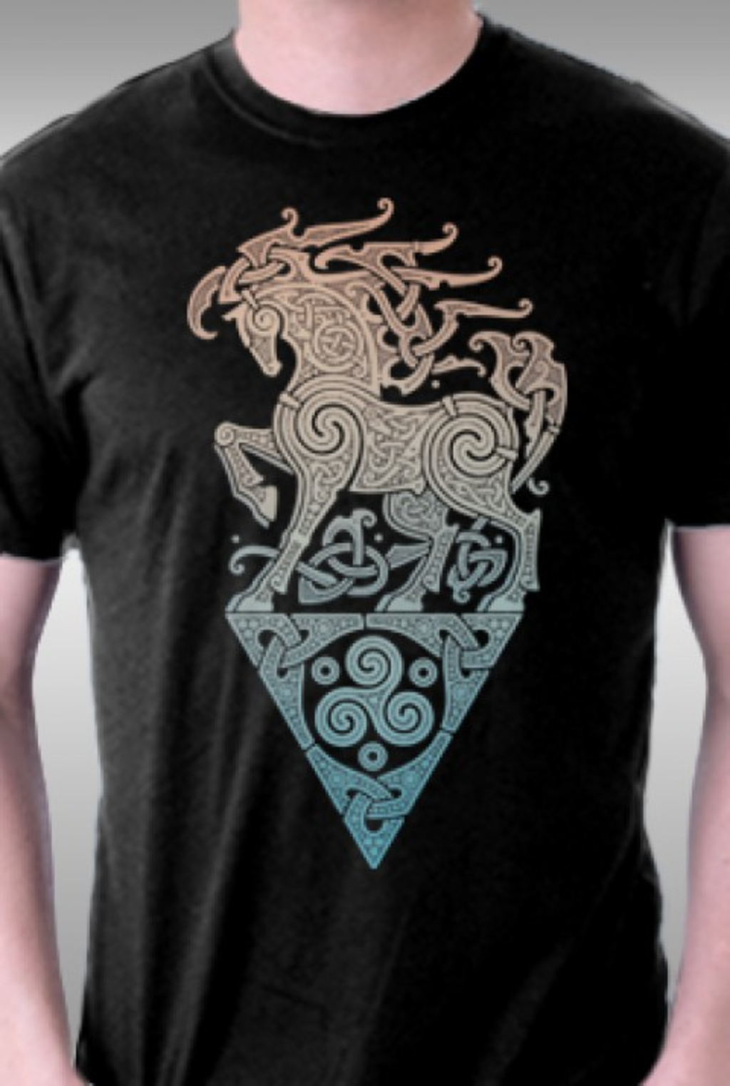 TeeFury: Odin's Steed