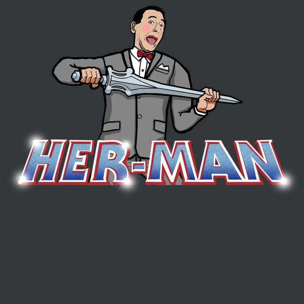 NeatoShop: Pee Wee Her-Man