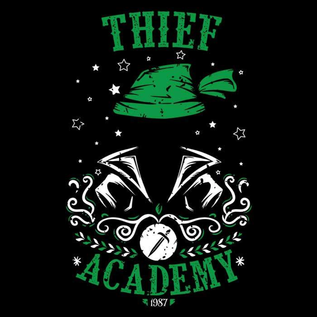 Once Upon a Tee: Thief Academy