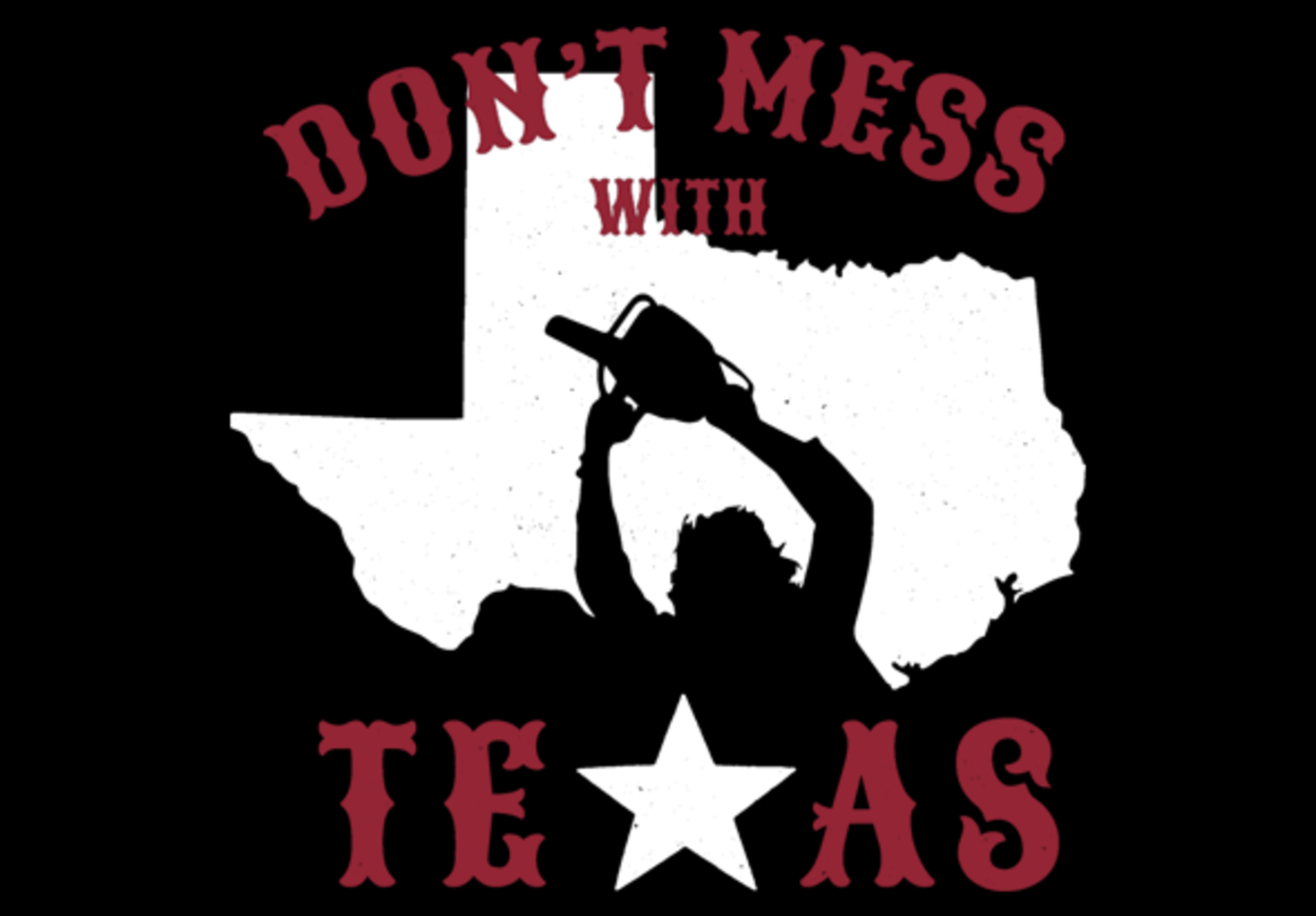 teeVillain: Don't Mess With Texas