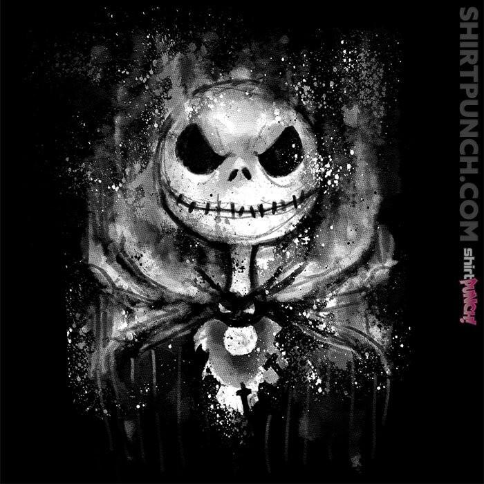 ShirtPunch: Jack Splatter