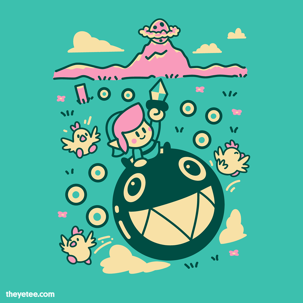 The Yetee: Outta My Way!