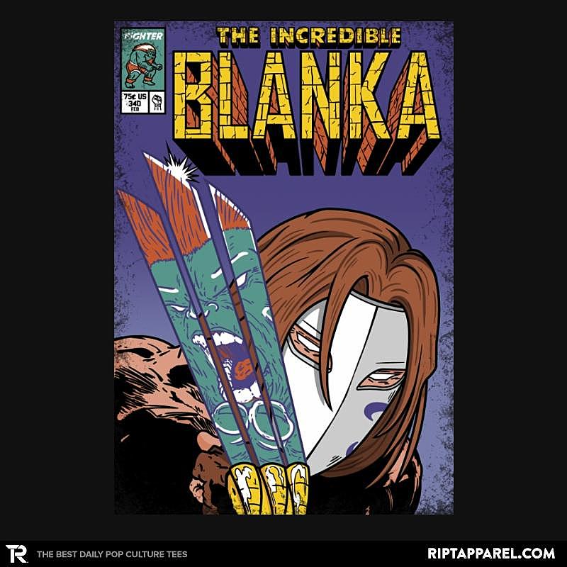 Ript: The Incredible Blanka!