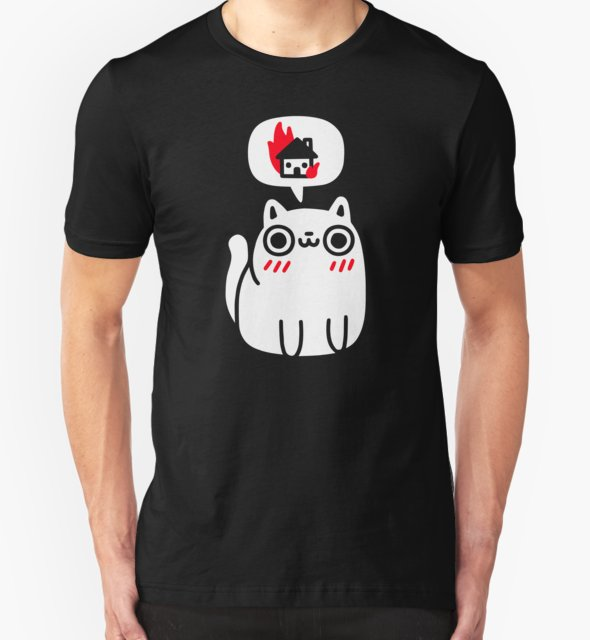 RedBubble: Dreaming Of Destruction