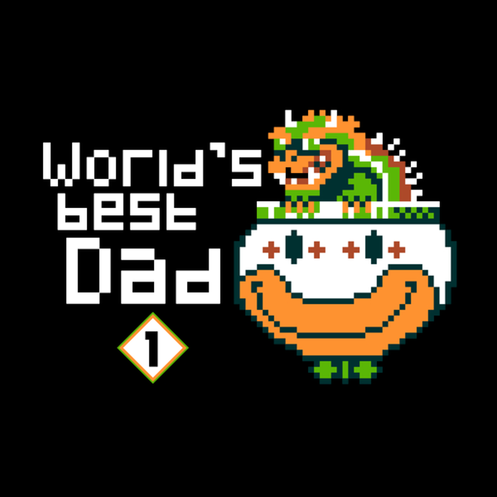 NeatoShop: World's Best Dad 1