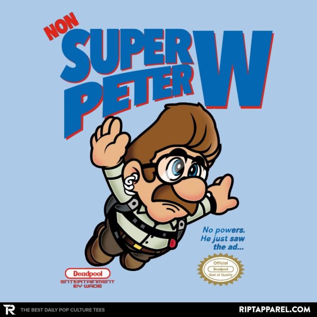Ript: Non-Super Peter W