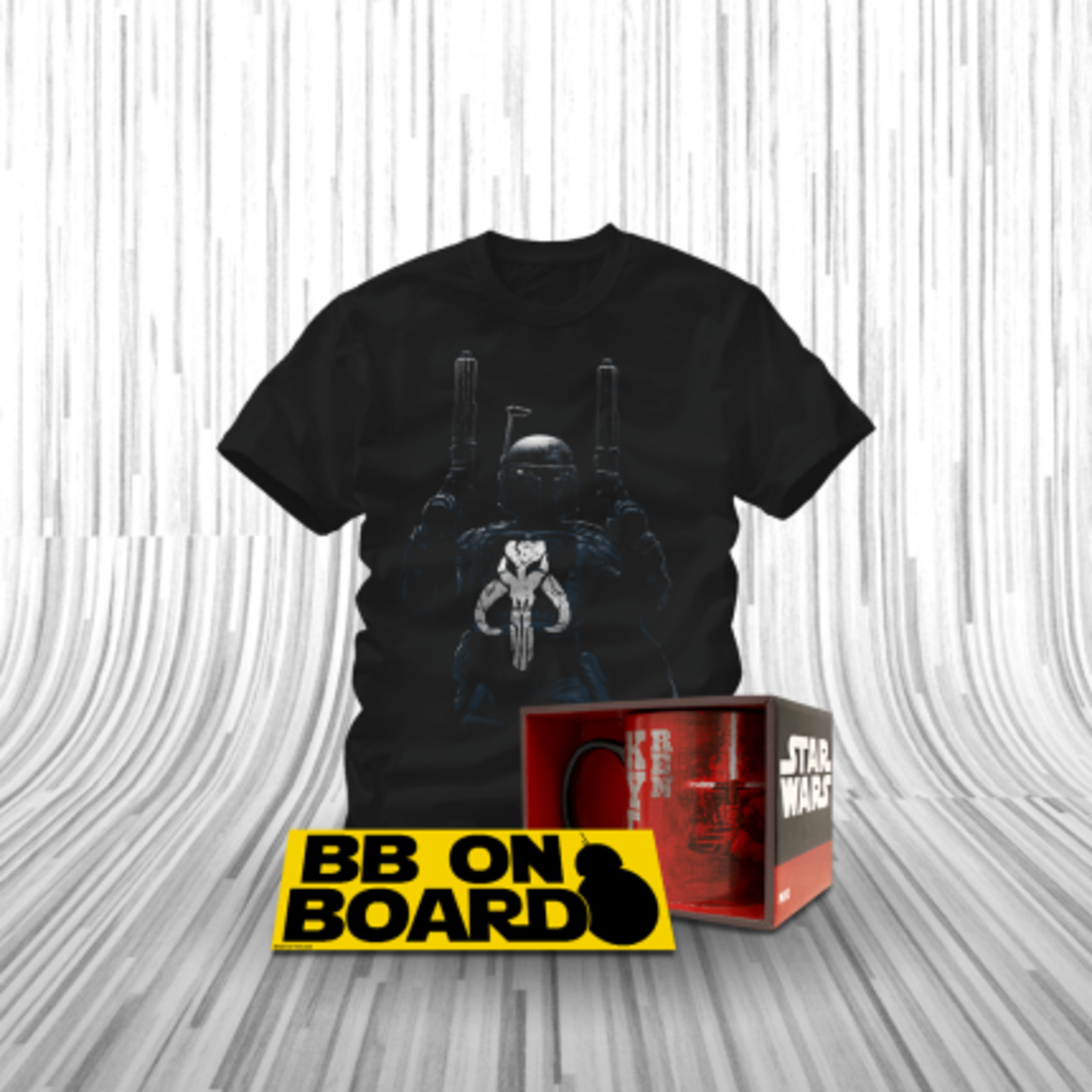 ShirtPunch: Son of Solo Bundle