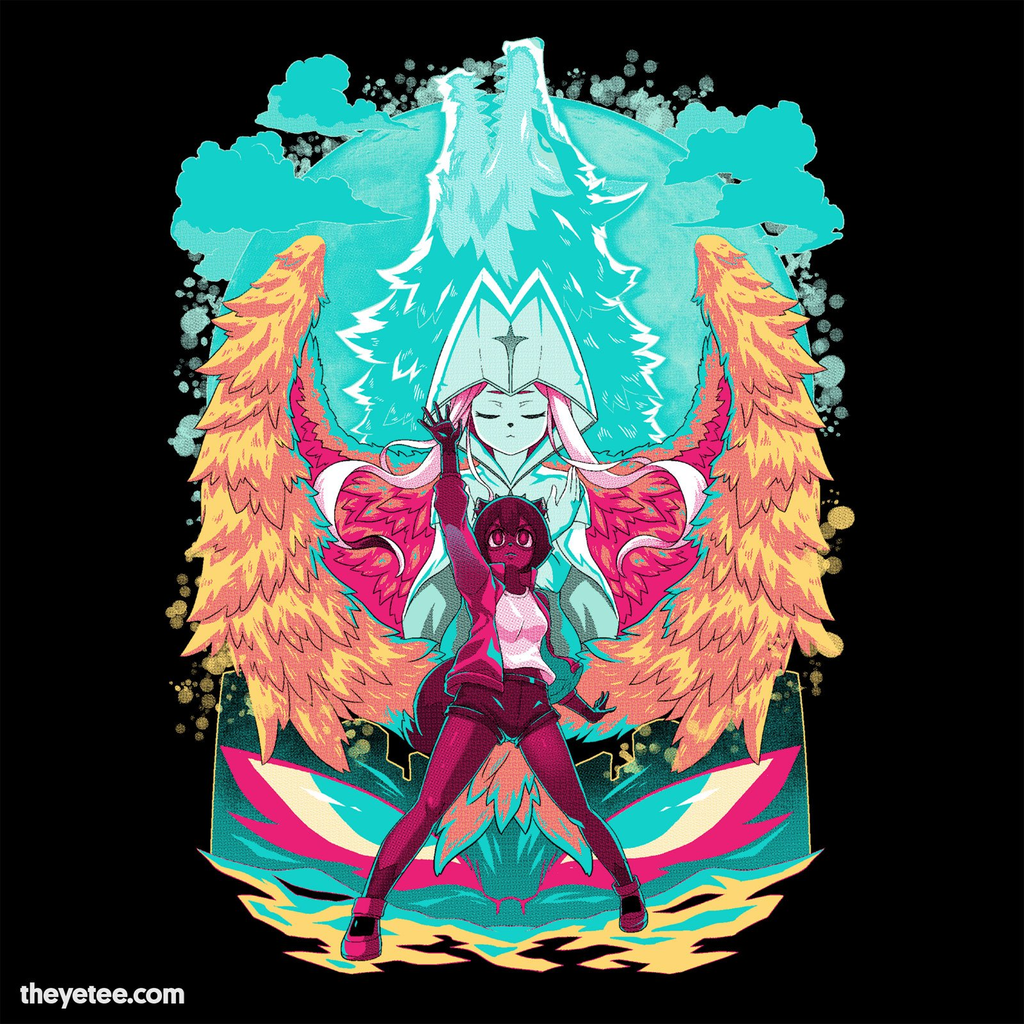 The Yetee: Evolution
