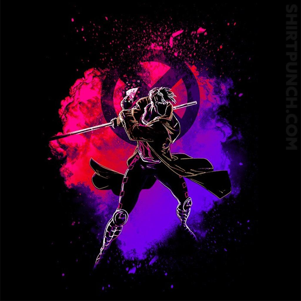 ShirtPunch: Gambit Soul