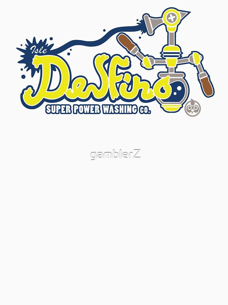 RedBubble: Delfino Power Washing