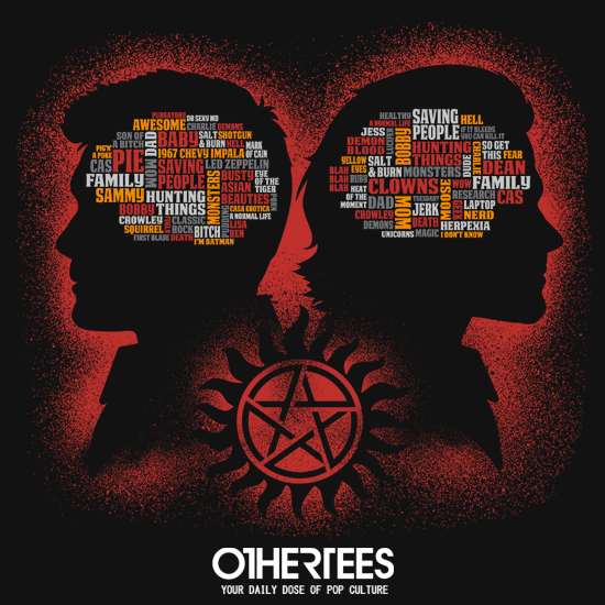 OtherTees: A Hunters Phrenology