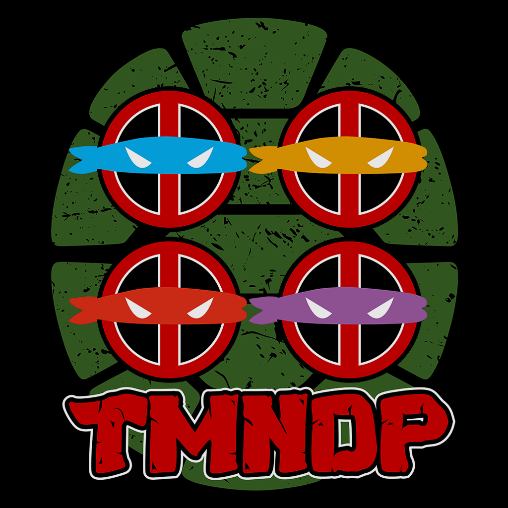Pop-Up Tee: TMNDP