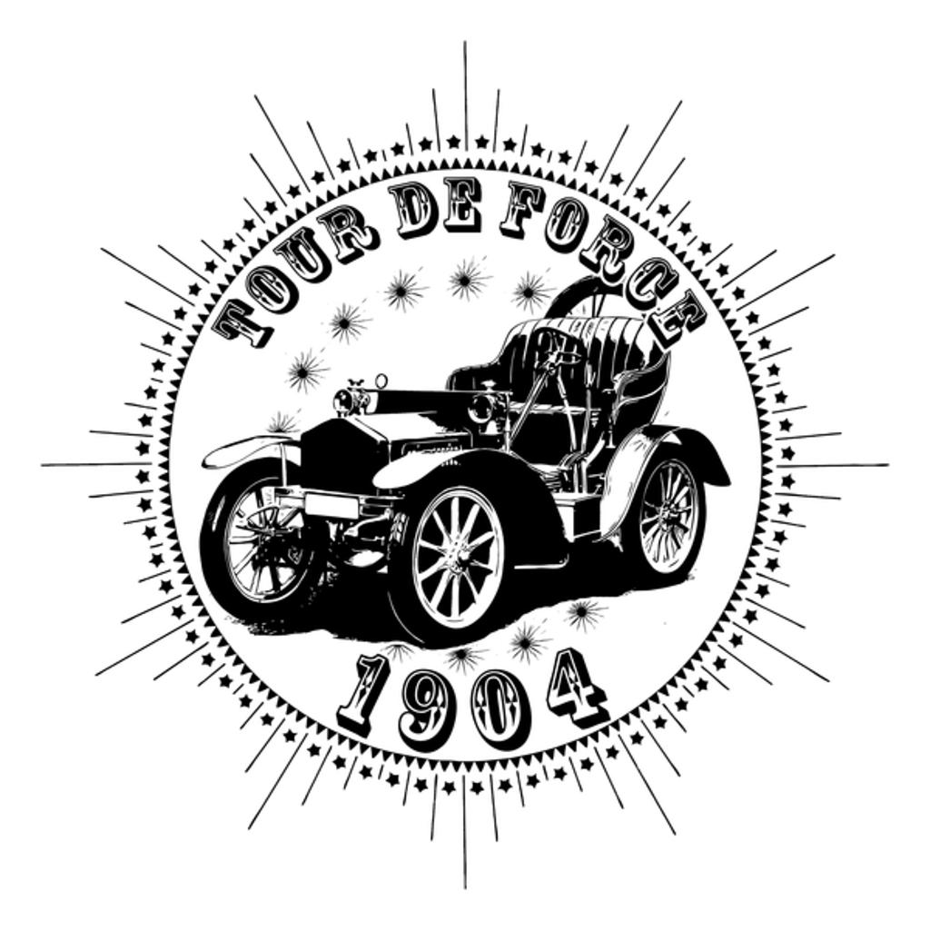 NeatoShop: Vintage Classic Car 1904 RR Tour De Force