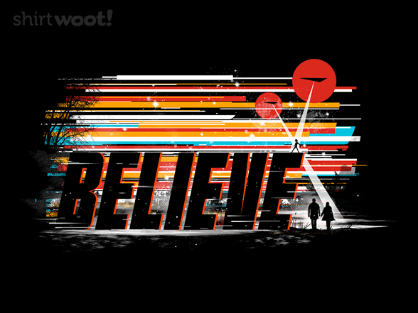 Woot!: Be a Believer